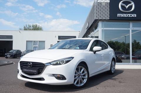 Mazda 3 2.0 SKY-G 120 Sports-Line Tec-Paket W