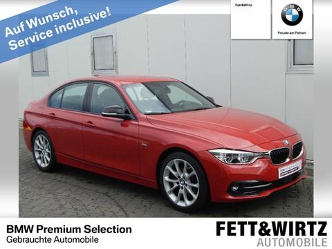 BMW 325 d Sport Line