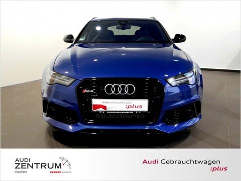 Audi RS6 4.0 TFSI Avant performance quattro