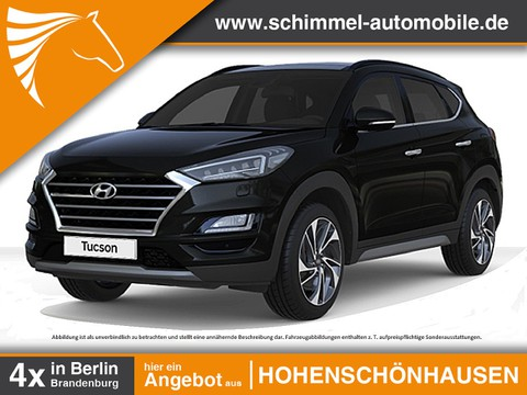 Hyundai Tucson 1.6 T-GDi 7DCT Premium