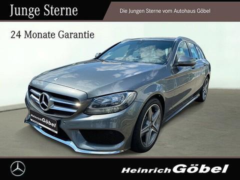 Mercedes-Benz C 180 AMG-LINE