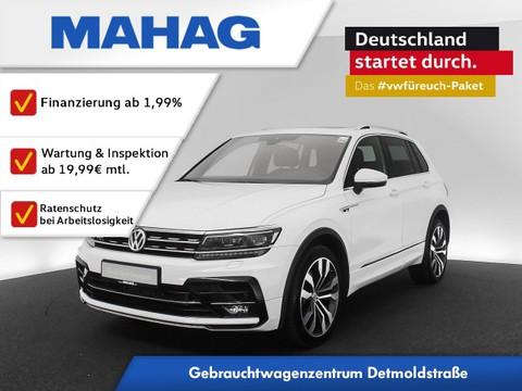 Volkswagen Tiguan 2.0 TSI R line AppConnect FrontAssist 20Zoll