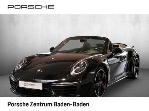 Porsche 991 (911) Turbo S Cabrio