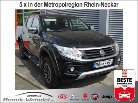 Fiat Fullback 2.4 MultiJet Double Cab LX Basis