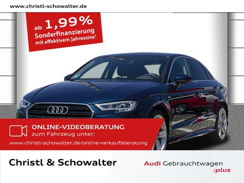 Audi A3 Limousine Sport 35TDI S line