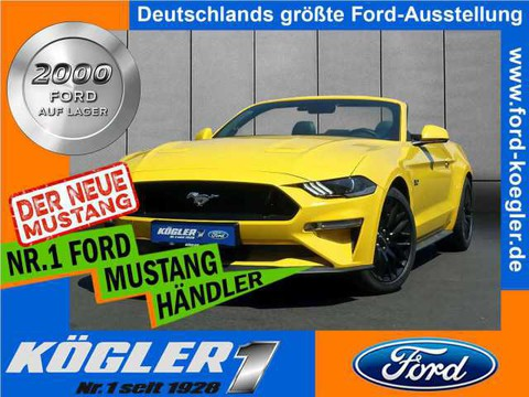Ford Mustang 5.0 (2018) Cabrio GT dt Modell
