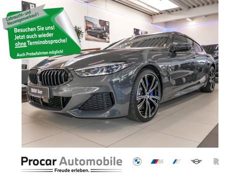 BMW 840 d xDrive Gran Coupé M-Sport Driving Assis Prof