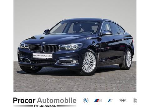 BMW 318 d Gran Turismo Luxury Line Prof