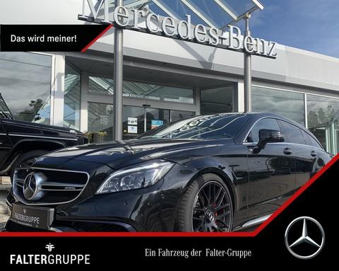 Mercedes-Benz CLS 63 AMG AMG SB Exclusiv Multisitz GSD