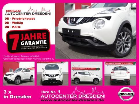 Nissan Juke 1.2 DIG-T Tekna