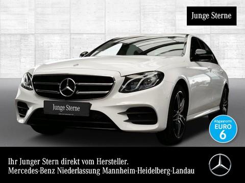 Mercedes-Benz E 350 e AMG Night