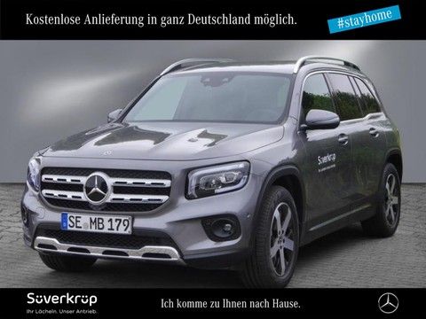Mercedes-Benz GLB 200 d Progressive elHeckklap