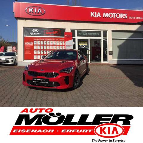 Kia Stinger 3.3 T-GDI AWD Automatik GT