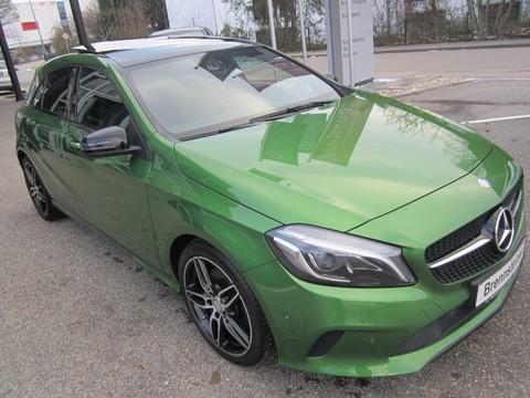 Mercedes-Benz A 250 TOP -----FREIZEITPAKET-NIGHTPAKET--AMG Räder-URBAN usw