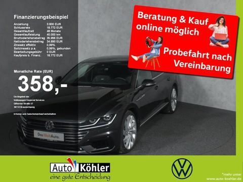Volkswagen Arteon R-Line Fahrerassistenzpaket elektr Gep