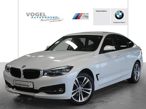 BMW 320 d Gran Turismo Modell Sport Line Prof Display Speed Limit Info