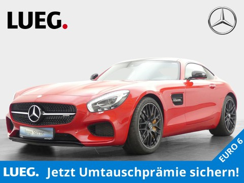 Mercedes AMG GT S undefined
