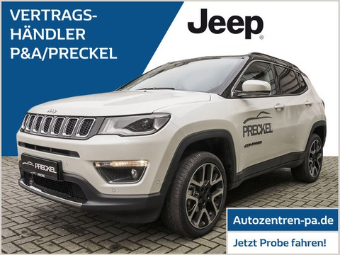 Jeep Compass 1.4 MultiAir Limited ALLE PAKETE