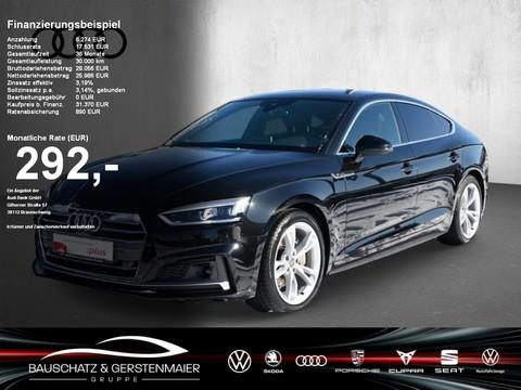 Audi A5 2.0 TDI qu Sportback S line