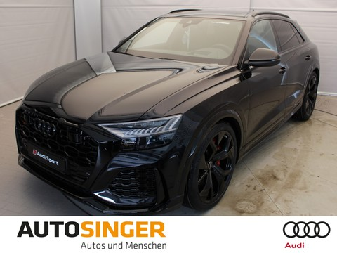 Audi RSQ8 SITZBELÜFTUNG