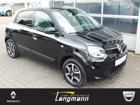Renault Twingo Limited Deluxe SCe 75 EPH