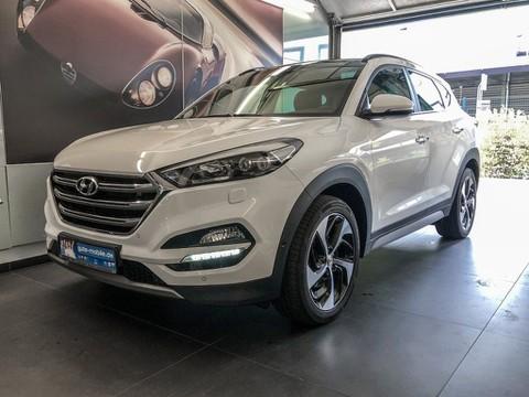 Hyundai Tucson 2.0 CRDi Automatik Premium