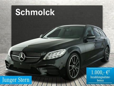Mercedes-Benz C 300 T d AMG DSTR NIGHT