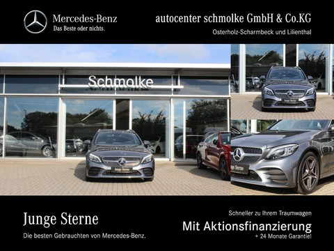 Mercedes-Benz C 180 T AMG Multib Ambiente Spurp