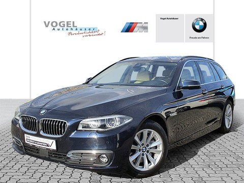 BMW 535 d xDrive Luxury Line Prof Display Driving Assistant Plus Speed Limit Info