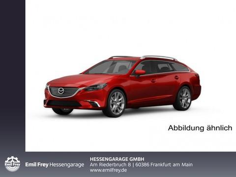Mazda 6 Kombi 194 Drive i-ELOOP Sports-Line 143ürig