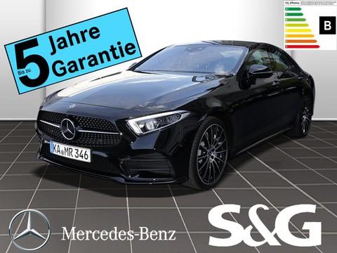 Mercedes-Benz CLS 400 d AMG-Line AMG20