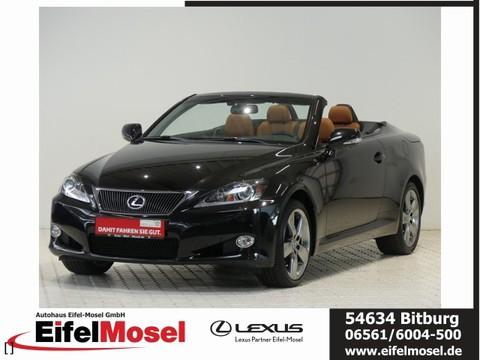 Lexus IS 250 Luxury Line Vollleder