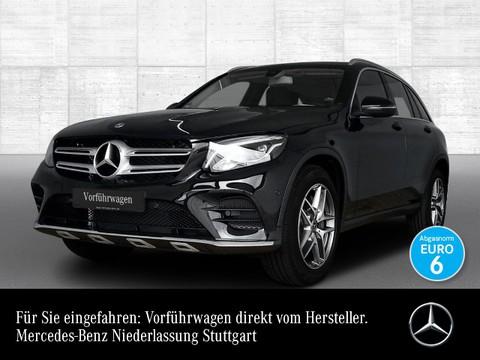 Mercedes GLC 250 AMG Business Park Spiegel
