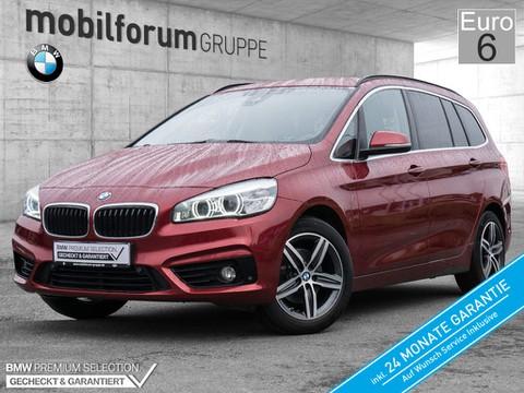 BMW 216 d Gran Tourer Sport Line