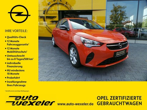 Opel Corsa 1.2 F Edition WKR inkl