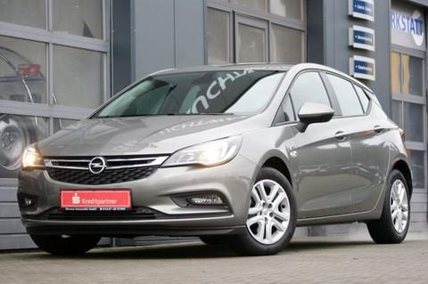 Opel Astra 1.0 Turbo Zwei Zonen