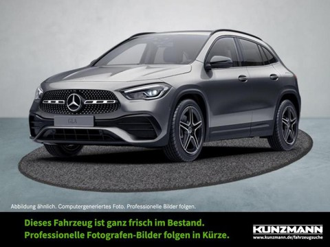 Mercedes-Benz GLA 200 AMG Night MBUX