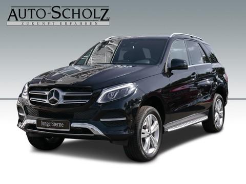 Mercedes GLE 400 4MA TV SITZKLIMA