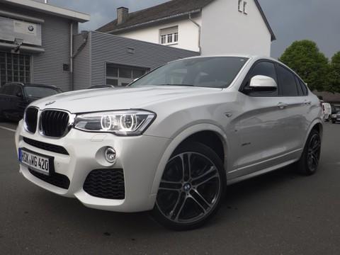 BMW X4 xDrive20i Automatik M-Sport |