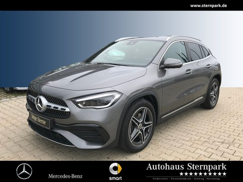 Mercedes-Benz GLA 200 MBEAM MBUX GO