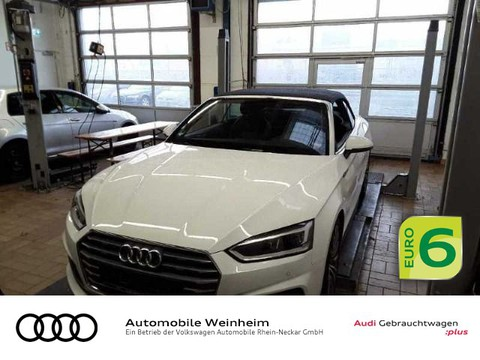 Audi A5 2.0 TFSI Cabriolet sport 2xS-line Automatik