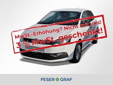 Volkswagen Polo 1.0 TSI Trendline