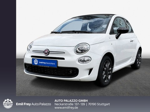 Fiat 500C 1.0 Hybrid Hey Google 70PS