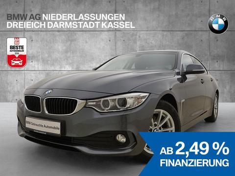 BMW 418 d Gran Coupé HiFi Var Lenkung RTTI