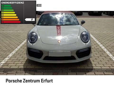 Porsche 991 911Turbo S Cabrio Exterieur Carbon BURMESTER Aerokit
