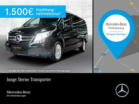 Mercedes-Benz V 220 d EDITION Tisch