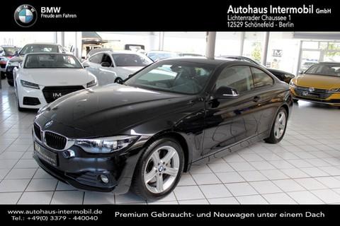 BMW 440 i Coupe SPORT LINE