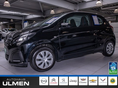 Peugeot 108 1.0 e-VTi Tagfahrl