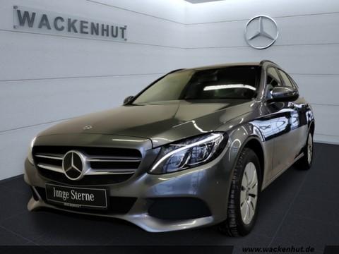 Mercedes-Benz C 220 d T DIST VERK&KREUZ&SPUR