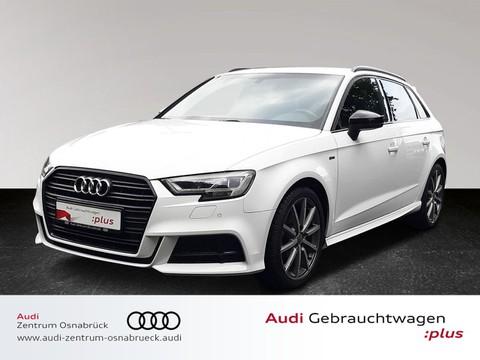 Audi A3 1.0 TFSI Sportback S line Black Edition Optikpaket plus